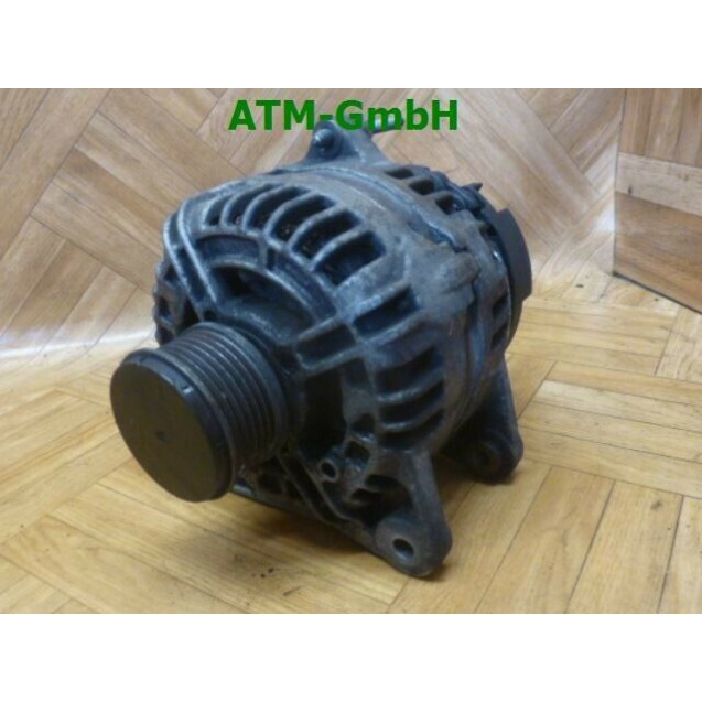 Lichtmaschine Generator Renault Clio 3 1,5 dCi Bosch 0124425071 120A 14V