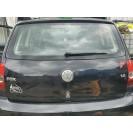 Heckklappe VW Fox Farbcode LC9Z Farbe Schwarz Black Magic Pearl