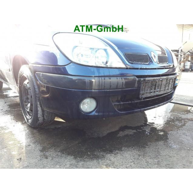 Stoßstange vorne Renault Scenic 1 Farbcode NV472 Blau Bleu Crepuscule Perleffekt