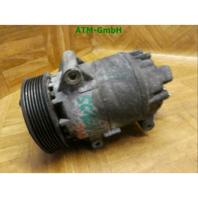 Klimakompressor Renault Scenic 2 II Delphi 6561318