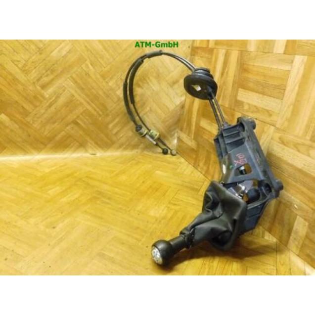 Schaltknauf Schaltkulisse Schaltzüge Peugeot 207 9684489580