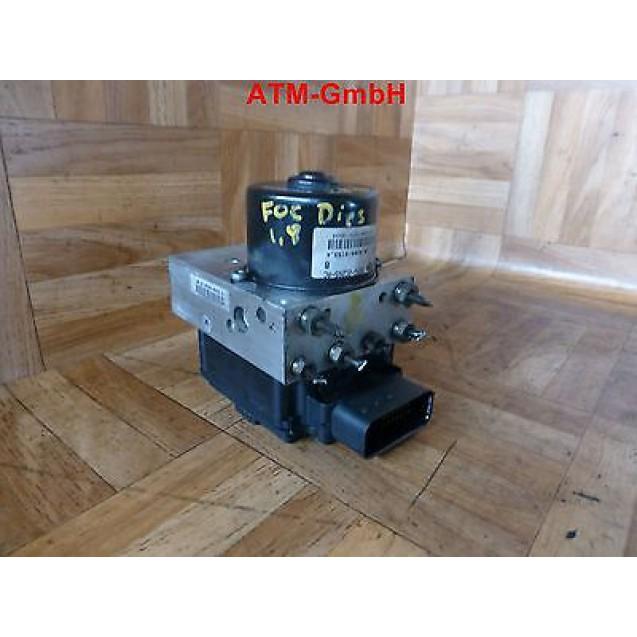 ABS Hydraulikblock Ford Focus 1 10094801033 5WK844 10020806592 98AG2C285AC BTcS
