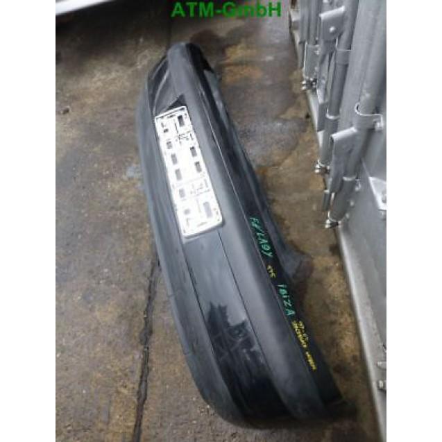 Stoßstange hinten Seat Ibiza Farbcode LA9Y Farbe Spaceblack Metallic schwarz