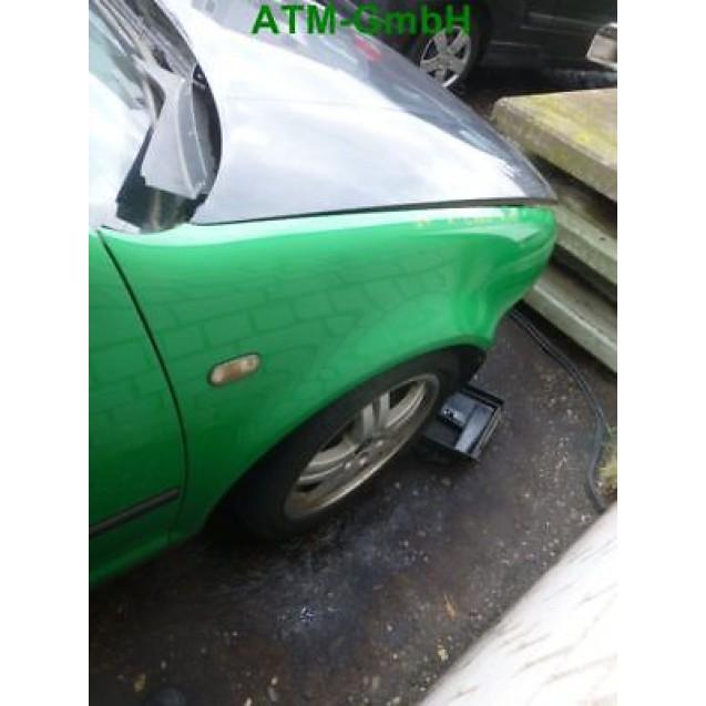 Kotflügel rechts Beifahrerseite VW Golf 4 IV Farbe Grün