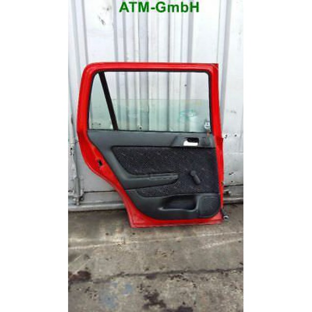 Tür hinten links Opel Astra G KOMBI Farbe Rot