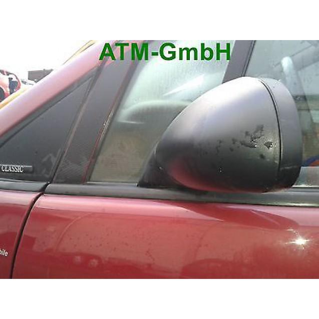Außenspiegel Seitenspiegel links unlackiert Mercedes Benz A-Klasse W168