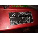 Schlossträger Frontmaske Farbcode 483 Vulkanrot Rot Mercedes Benz A-Klasse W168