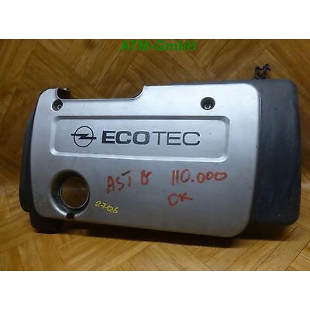 Motordeckel Abdeckung Ecotec Opel Astra G 1,6 GM 09157391