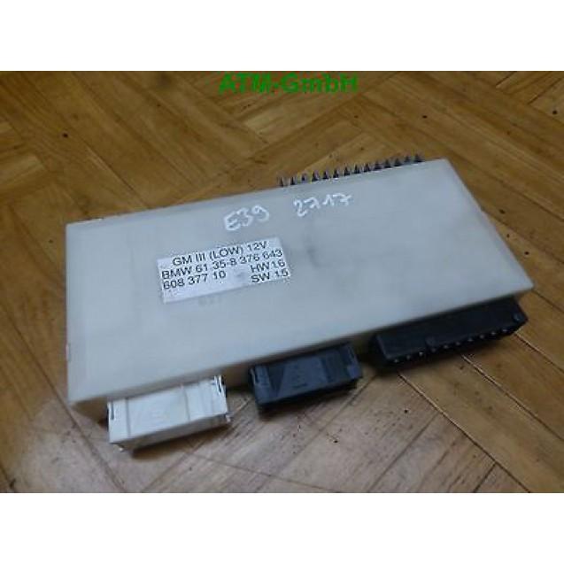Steuergerät Grundmodul GM3 GM III Low BMW E39 5er 61.35-8376643 60837710