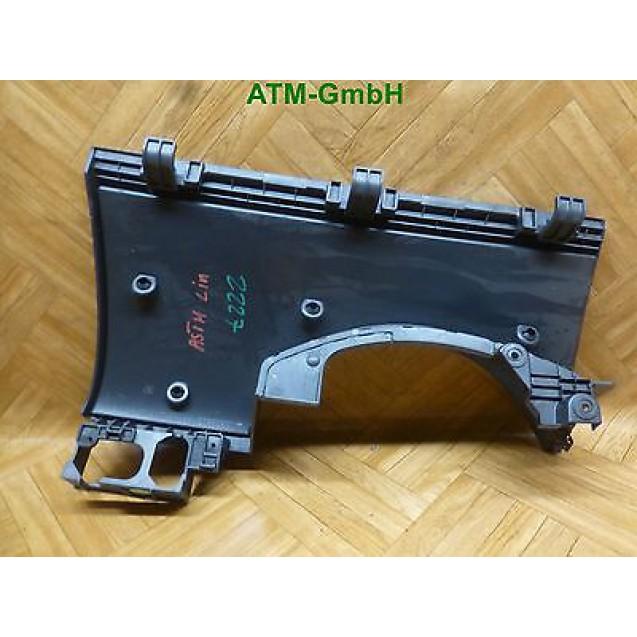Verkleidung Armaturenbrett Opel Astra H Fussraum links unten GM 13239803