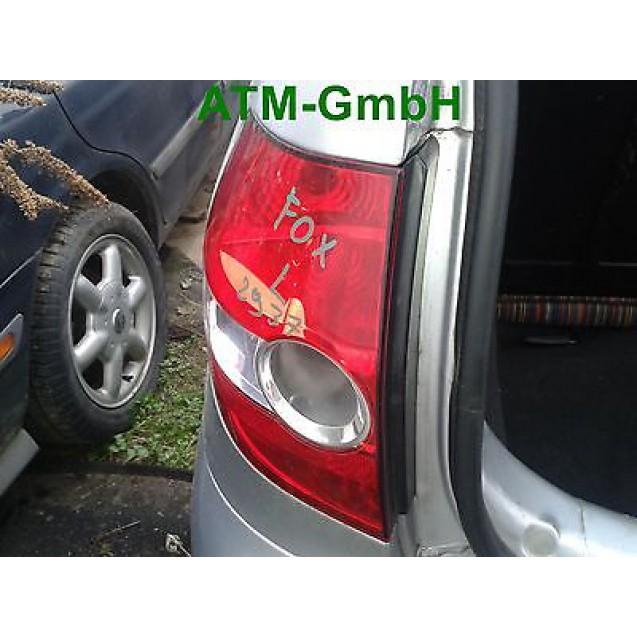 Bremsleuchte Rückleuchte Bremslicht Rücklicht VW Fox links