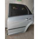 Tür Ford Focus 2 II hinten links Fahrerseite Farbcode D1 Farbe Silber getönt
