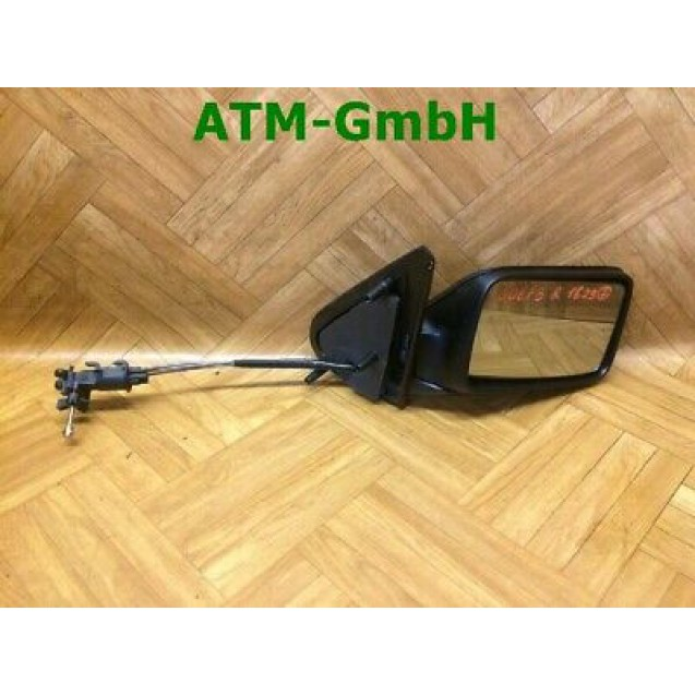 Außenspiegel Seitenspiegel VW Golf 3 III rechts mechanisch unlackiert