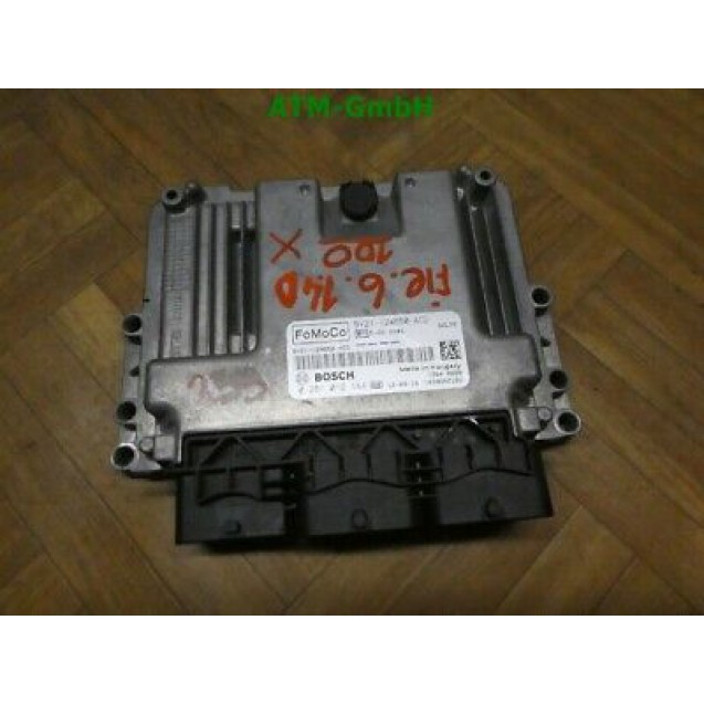 Motorsteuergerät Steuergerät Ford Fiesta 6 VI FoMoCo Bosch BV2112A650ACD