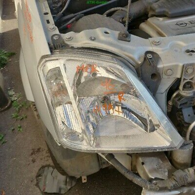 Frontscheinwerfer Scheinwerfer Opel Meriva links Fahrerseite