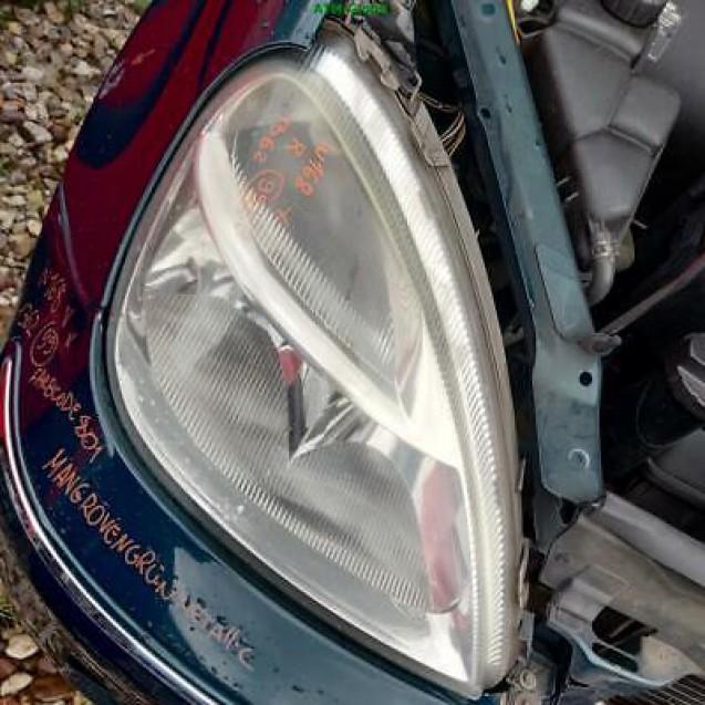 Frontscheinwerfer Scheinwerfer Mercedes Benz A Klasse W168 rechts Beifahrerseite