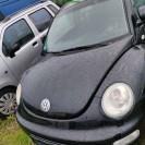 Motorhaube VW New Beettle Farbcode L041 Farbe Brillantschwarz Schwarz