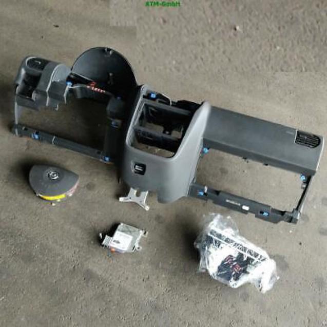 Armaturenbrett Airbagmodul Beifahrerseite Opel Tigra Airbagsteuergerät 93162255