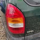 Bremsleuchte Rückleuchte Bremslicht Rücklicht Opel Zafira A links