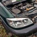 Frontscheinwerfer Scheinwerfer Opel Zafira A rechts Beifahrerseite