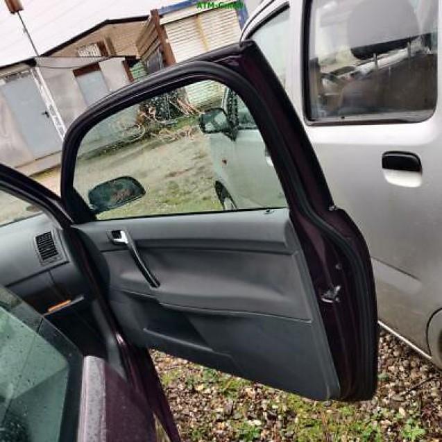 Tür rechts VW Polo 9N 3 türig Farbe Rot Beifahrertür