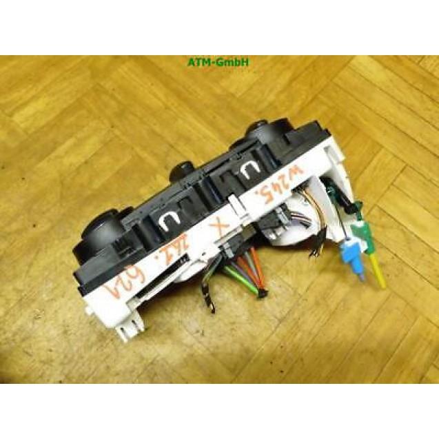 Klimabedienteil Bedienteil Schalter Mercedes Benz B-Klasse W245 A1698300585