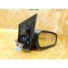 Seitenspiegel Ford Focus 2 II elektrisch rechts Farbcode H4 Sea Grey Metallic