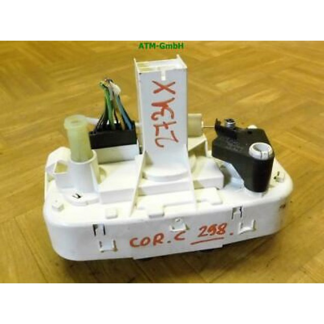 Klimabedienteil Bedienteil Schalter Opel Corsa C Valeo