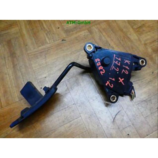 Pedal Gaspedal Gaspoti Nissan Micra K12 CTS 18002AX700 2504A01146