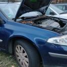 Kotflügel rechts Renault Laguna Farbcode TED44 Farbe Bleu Odyssee Metallic