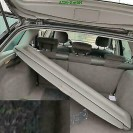 Kofferraumabdeckung Laderaumabdeckung Hutablage Renault Laguna 2 II