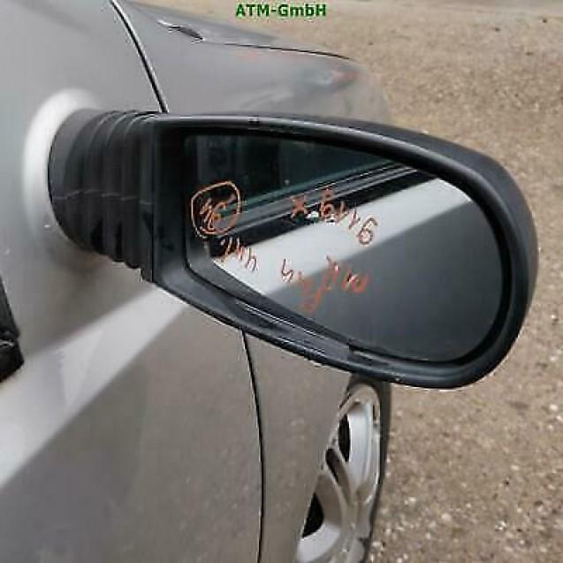 Außenspiegel Seitenspiegel Fiat Punto rechts mechanisch unlackiert