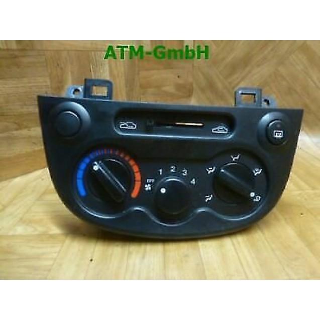 Klimabedienteil Bedienteil Schalter Chevrolet Matiz M200