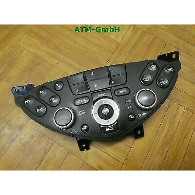 Klimabedienteil für Klimaautomatik Nissan Primera P12 28395BA020 40601487H