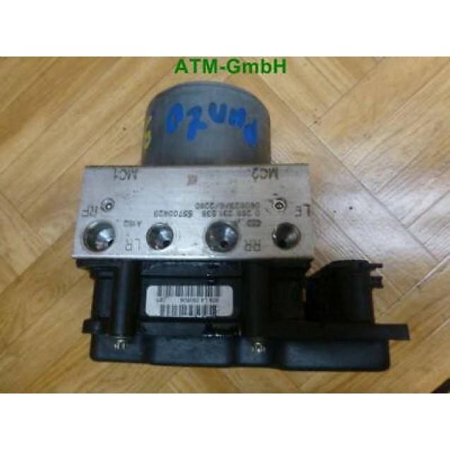 ABS Hydraulikblock Fiat Punto 3 Grande 199 Bosch 0265800421 0265231535