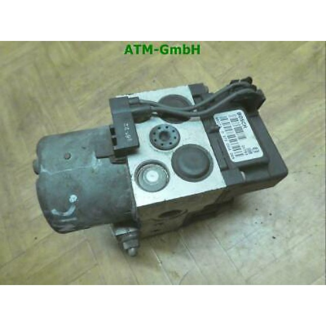 ABS Hydraulikblock Renault Megane Scenic Bosch 7700432643 0265216732