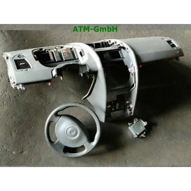 Armaturenbrett Armaturentafel Lenkrad Steuergerät Renault Megane 2
