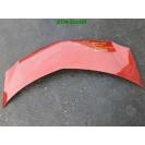 Motorhaube Renault Modus Farbcode TEB76 Farbe Rouge de Feu Flammenrot Rot