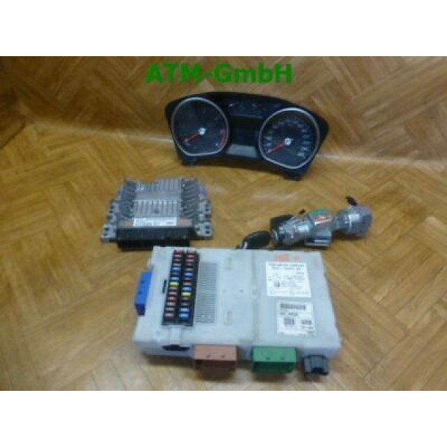 Tacho Sicherungskasten Zündschloss Schlüssel Steuergerät Ford Galaxy WA6
