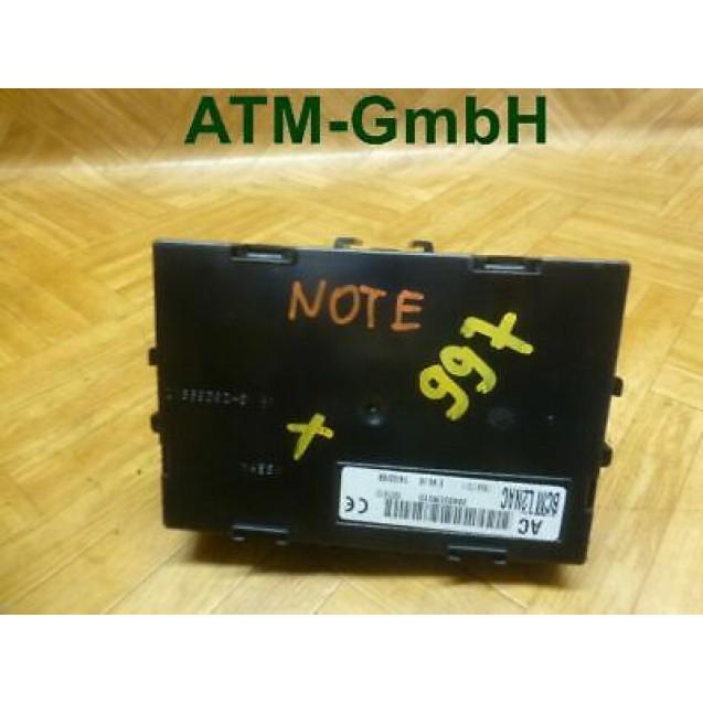 KGS Komfortsteuergerät Steuergerät Nissan NOTE JohnsonControls 18041701