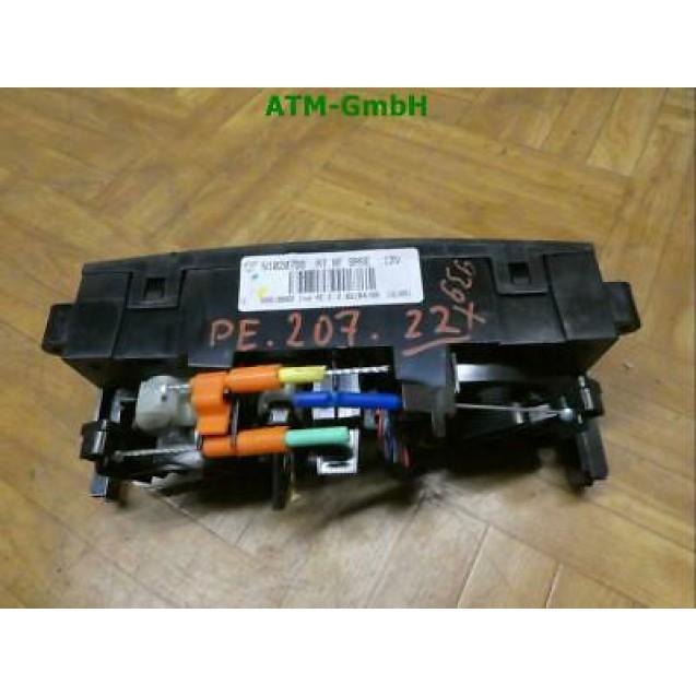 Klimabedienteil Bedienteil Peugeot 207 N102079B 69910002 12v